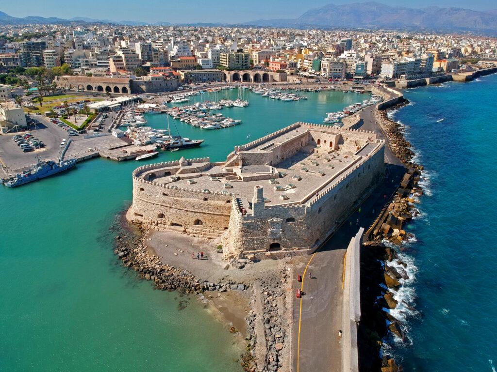 Self Drive Tour of Crete : Heraklion
