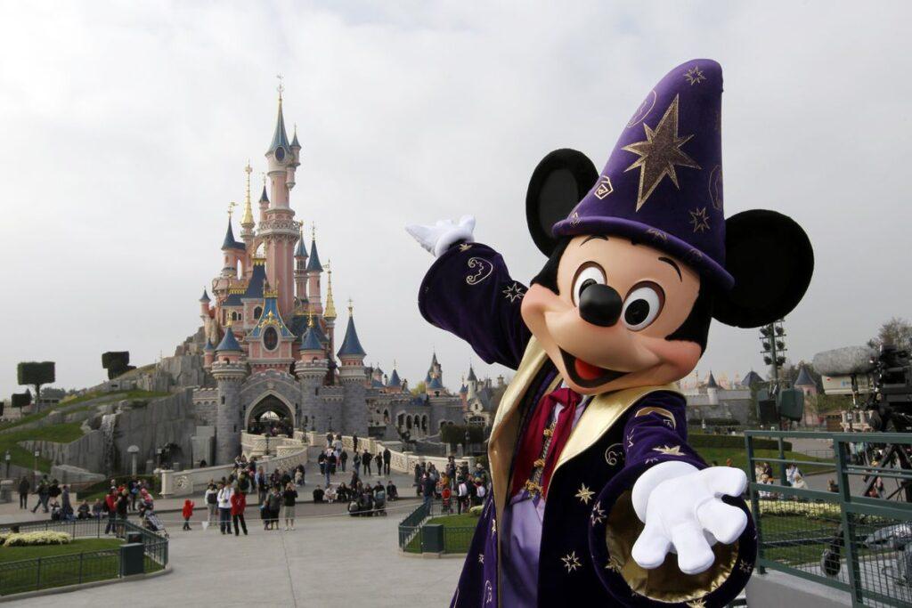 Disneyland Paris Ticket