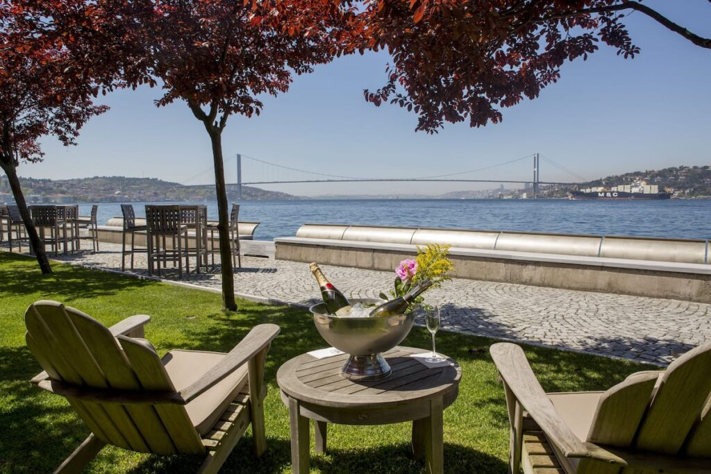 Most Romantic Hotels in Istanbul
