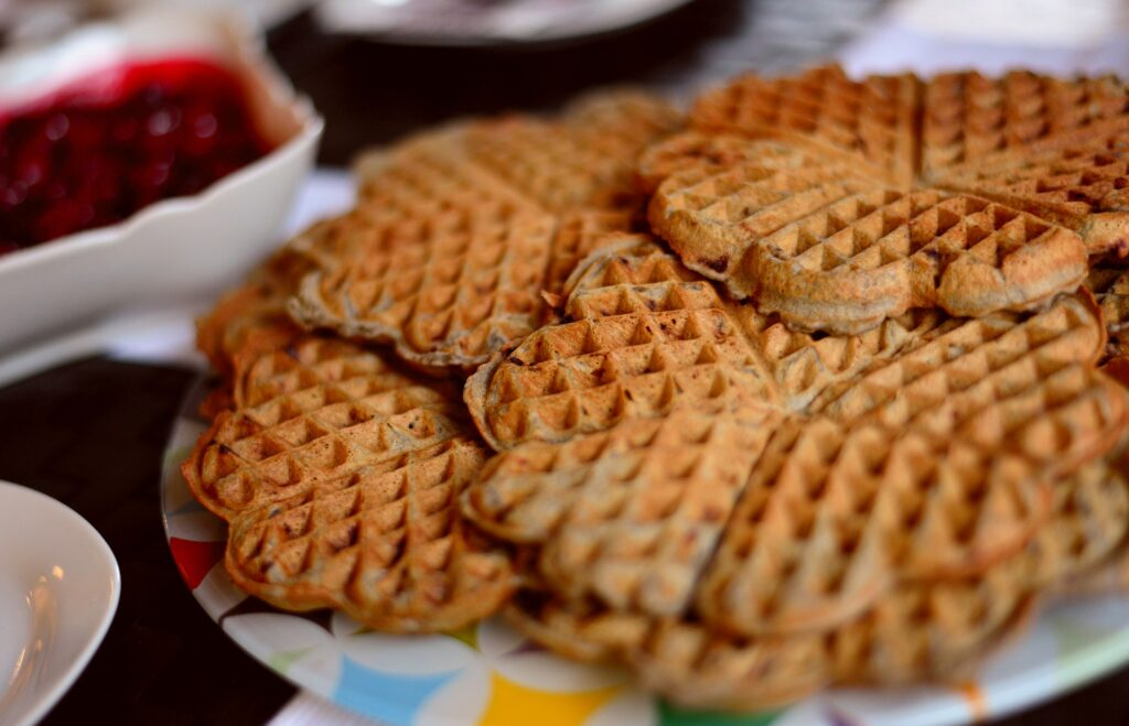 Where to Get Best Waffles in Athens